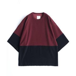 シャリーフ(SHAREEF)のSHAREEF ドルマンシャツ 7分丈Tシャツ サイズ1(Tシャツ/カットソー(七分/長袖))