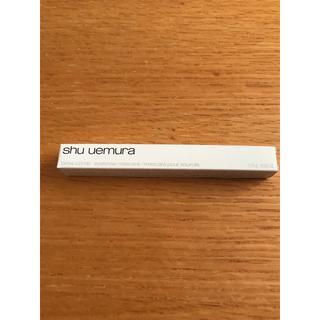 シュウウエムラ(shu uemura)のお値下げ シュウウエムラ 2020福袋 ブロー コーム チョーク ベージュ(眉マスカラ)