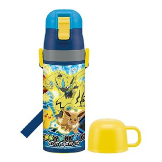 ポケモン(ポケモン)のポケモン 2wayステンレスボトル (水筒)
