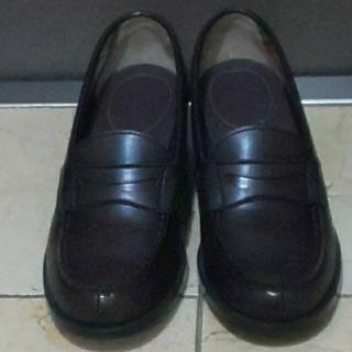 ハルタ(HARUTA)のHARUTA ローファー  24 1/2 EEE(ローファー/革靴)