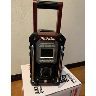 マキタ(Makita)のキチキチさん専用 マキタ 充電式ラジオ MR108(スピーカー)