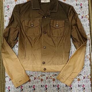 プラダ(PRADA)のプラダのシャツジャケット(Gジャン/デニムジャケット)