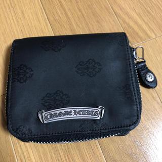 クロムハーツ(Chrome Hearts)のクロムハーツ スクエアージップ ナイロン(折り財布)