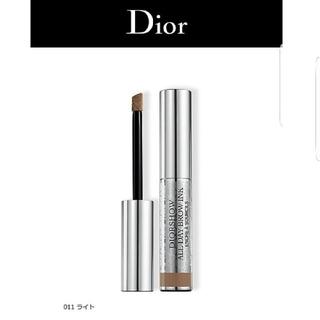 ディオール(Dior)の✤Dior✤ディオール ショウオールディブロウインク#011ライト(眉ティント)(パウダーアイブロウ)