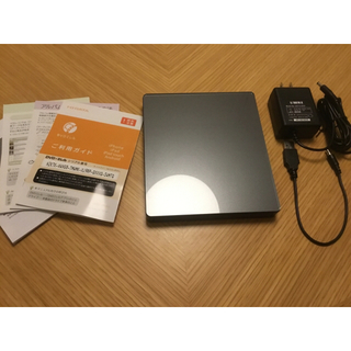 アイオーデータ(IODATA)のI・O・DATA DVDミレル DVRPW8AI2   (DVDプレーヤー)