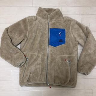 チャムス(CHUMS)の美品 Chums bonding fleece jacket(ブルゾン)