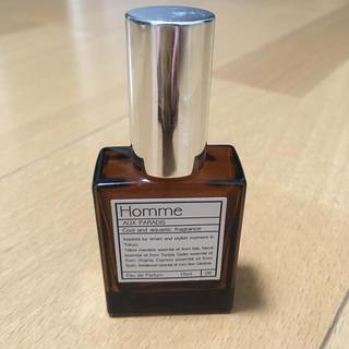オゥパラディ(AUX PARADIS)のパルファム オゥ パラディ オム 空き瓶 香水 詰め替え用 旅行用 残量なし(香水(女性用))
