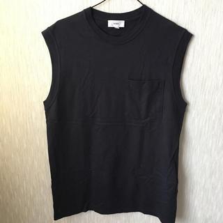 ハイク(HYKE)のノースリーブ BIG Tシャツ(Tシャツ(半袖/袖なし))