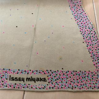 イッセイミヤケ(ISSEY MIYAKE)のissey miyake スカーフ(バンダナ/スカーフ)