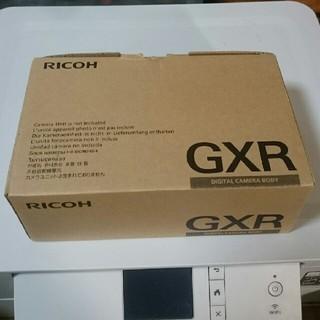 リコー(RICOH)のリコー GXR ボディ(ミラーレス一眼)
