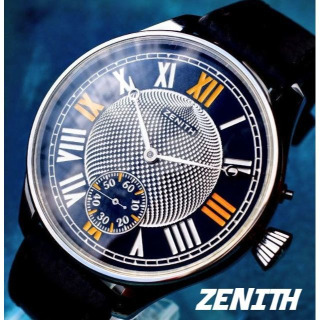 ゼニス コピー 新作が入荷 / ZENITH - ◆ゼニス◆ OH済/激レア/ギローシュ/1915/アンティーク/腕時計/手巻の通販