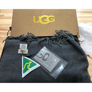 アグ(UGG)の新品オーストラリア製マフラー(マフラー/ショール)