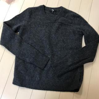 ユニクロ(UNIQLO)のカシミヤ100%(ニット/セーター)