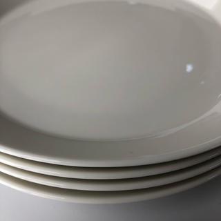 イッタラ(iittala)のイッタラ ティーマ プレート ホワイト 4枚(食器)