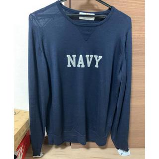 ユニフォームエクスペリメント(uniform experiment)のuniform experiment ニット(ニット/セーター)