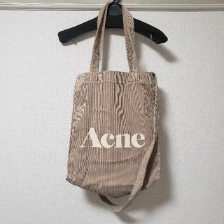 アクネ(ACNE)のACNE アクネ ノベルティ トート バッグ ACNE STUDIOS(トートバッグ)