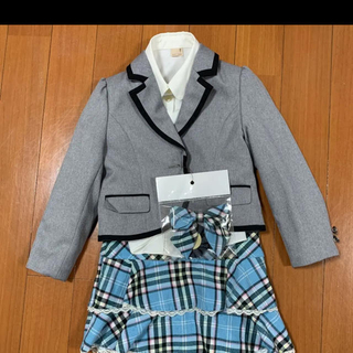 プティマイン(petit main)のプティマイン フォーマル 120 冠婚葬祭 入学式 卒業式(ドレス/フォーマル)