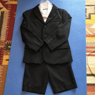 コムサデモード(COMME CA DU MODE)の男の子 スーツ 120(ドレス/フォーマル)