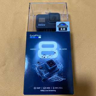 ゴープロ(GoPro)のGoPro HERO 8 BLACK(マリン/スイミング)