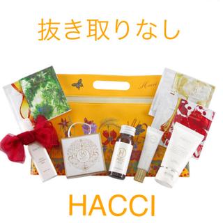 ハッチ(HACCI)の新品 HACCI e.デパート限定 HACCI's New Year 2020(化粧水/ローション)