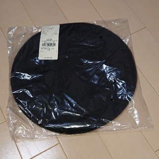 ベレー帽 黒