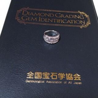 ダイヤモンド プラチナ リング(リング(指輪))