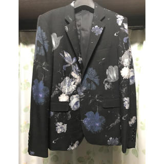 lad musician 18ss 花柄セットアップ