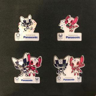 パナソニック(Panasonic)の◉正剛様専用◉【非売品】東京オリンピック2020 オリジナルピンズセット(記念品/関連グッズ)