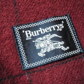 BURBERRY - Burberry'sバーバリーの膝掛け