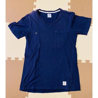アールニューボールド(R.NEWBOLD)の必見!R NEW BOLD 半袖シャツ Mサイズ (Tシャツ(半袖/袖なし))