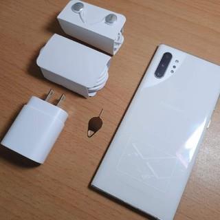 サムスン(SAMSUNG)のリンリン様 Samsung Galaxy Note10plus 5G 付属品(保護フィルム)