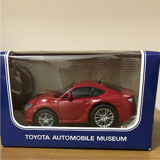 トヨタ(トヨタ)のトヨタ博物館 86ハチロク(ミニカー)