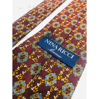NINA RICCI - 即購入OK!3本選んで1本無料!ニナリッチ NINARICCI ネクタイ 759