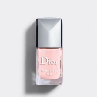 ディオール(Dior)のディオール ヴェルニ グロウ バイブス 001 パール パルス (ネイルトップコート/ベースコート)