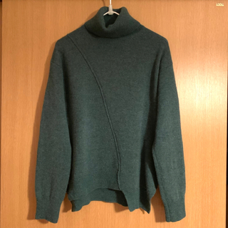 ズッカ(ZUCCa)のzucca  ズッカ ラムウールのセーター 美品(ニット/セーター)