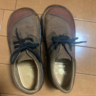 ドクターマーチン(Dr.Martens)のDr.Martin子供用靴(ローファー)