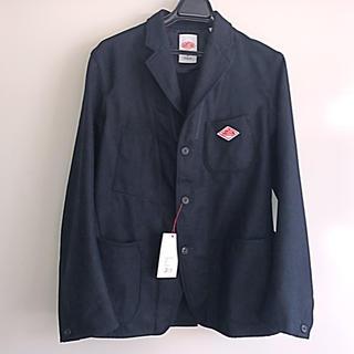 ダントン(DANTON)のダントン 一枚仕立てウールジャケット 新品未使用(テーラードジャケット)