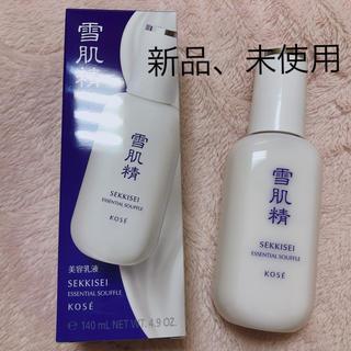 セッキセイ(雪肌精)の薬用 雪肌精 乳液 140ml エッセンシャル スフレ 美容乳液(乳液/ミルク)
