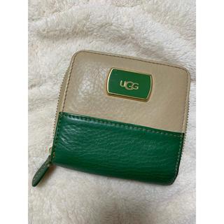 アグ(UGG)のUGG 二つ折り財布(財布)