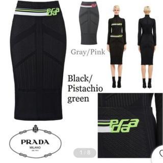 プラダ(PRADA)のPRADA タイトスカート 値下げok(ひざ丈スカート)