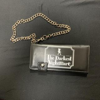 ショウガクカン(小学館)の名探偵 コナン の黒長財布  チェーン付き (長財布)