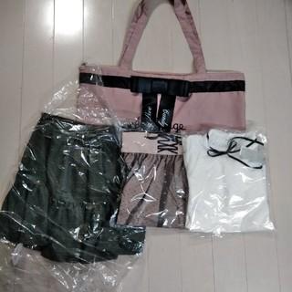 アンクルージュ(Ank Rouge)のアンクルージュ ハッピーバックセット 福袋2020(Tシャツ(長袖/七分))