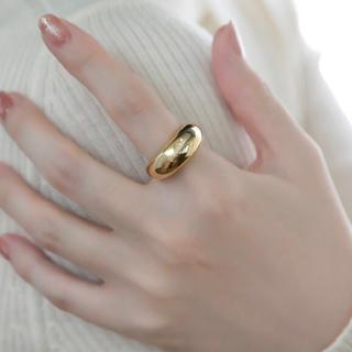 フィービィー(phoebe)のphoebe ゴールドリング(リング(指輪))