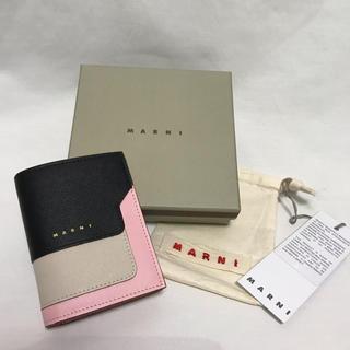 マルニ(Marni)の正規品♡新品未使用 MARNI マルニ marni  ミニウォレット 財布 (財布)