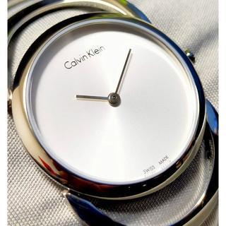 カルバンクライン(Calvin Klein)のCALVIN KLEIN カルバンクライン 腕時計 BODY オールシルバー(腕時計)
