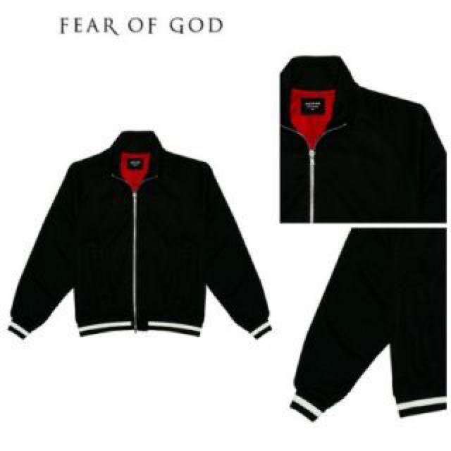 FEAR OF GOD(フィアオブゴッド)のfear of god 5th メンズのジャケット/アウター(ブルゾン)の商品写真