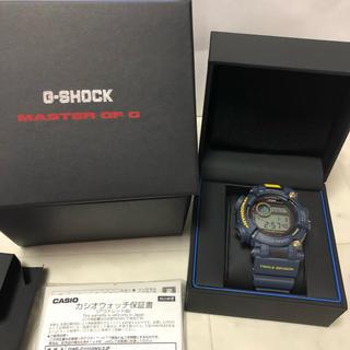 ジーショック(G-SHOCK)の新品CASIO G-SHOCK 腕時計GWF-D1000NV-2JF定13万+税(腕時計(デジタル))