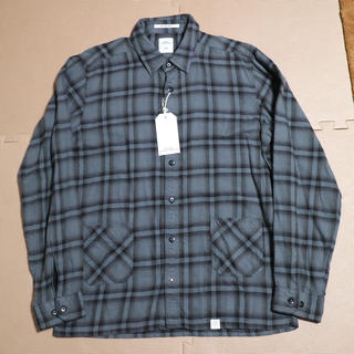 BEDWIN - 未使用 BEDWIN ベドウィン チェック ネルシャツ