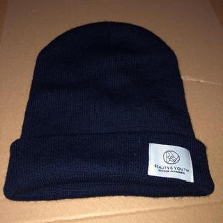 BEAUTY&YOUTH UNITED ARROWS - ビューティ&ユース ニット帽
