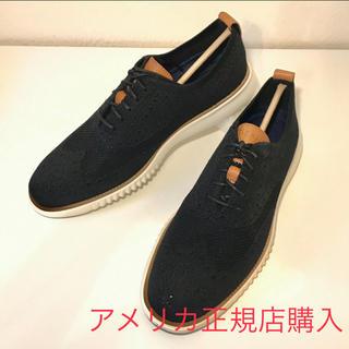 コールハーン(Cole Haan)のコールハーン 2ゼログランド  オックスフォード 26.5cm 走れるビジネス靴(ドレス/ビジネス)